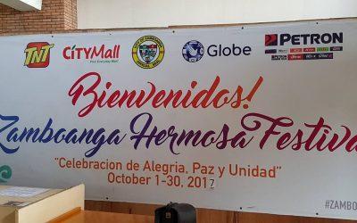 Visita a la ciudad de Zamboanga