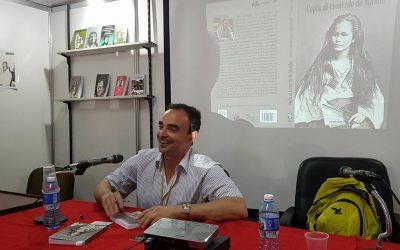 Presentación de «Copla al recuerdo de Manila» en FilCuba2018