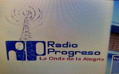 Entrevistas de radio FilCuba2018